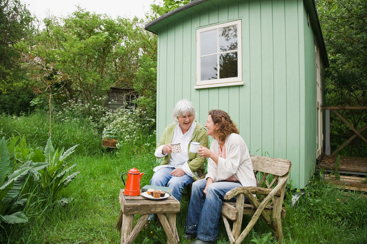 granny pods a senior housing option in your own backyard