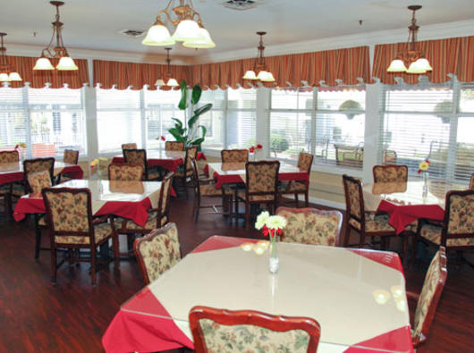 Brookdale Anderson - Dining Room
