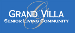 Grand Villa of Lakeland, FL - Logo