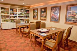 Amethyst Senior Living - Peoria, Arizona - Game Area