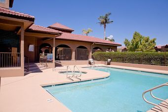 Amethyst Senior Living - Peoria, Arizona - Swimming Pool