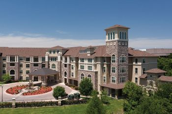 Atria Canyon Creek - Plano, TX - Exterior