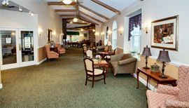 Bellingham Retirement Living - West Chester, PA - Lobby