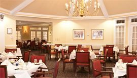 Chancellor's Village - Fredericksburg, VA - Dining Room