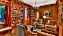 Evergreen Retirement Community - Cincinnati, OH - Library