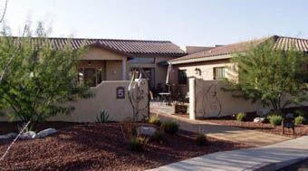 Friendship Villas - Tucson, AZ - Exterior