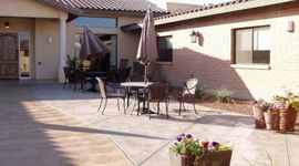 Friendship Villas - Tucson, AZ - Patio