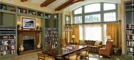The Heritage at Brentwood, TN - Library