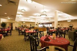 Hill Villa Senior Living - Fort Worth, Texas - Dining Room