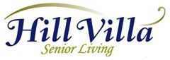 Hill Villa Senior Living - Fort Worth, Texas - Logo