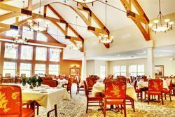 Sherrill Hills Retirement Community - Knoxville, TN - Dining Room