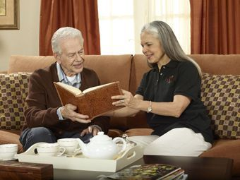Synergy HomeCare of Connecticut - Companionship Services