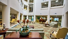 The Atrium at Boca Raton, FL - Lobby