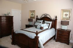 The Cottages of Monroe - Monroe, GA - Bedroom