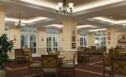 The Solana Olney - Olney, MD - Dining Room
