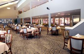 Welbrook Senior Living Arlington - Riverside, CA - Dining Room