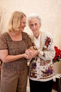 Geriatric Care Manager and her client