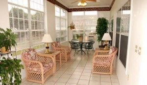 Brookdale Chandler Ray Road - Chandler, AZ - Sunroom