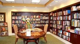 Brookdale West Hartford, CT - Library