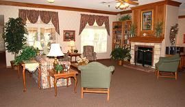 Brookdale Bloomington, IN - Common Area