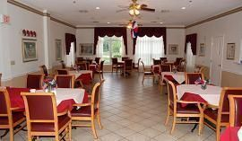 Brookdale Bloomington, IN - Dining Room