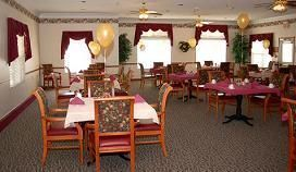 Brookdale Colonial Heights - Kingsport, TN - Dining Room