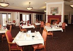 Brookdale Medical Center Kingsley - San Antonio, TX - Dining Room