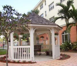 Brookdale North Boynton Beach II, FL - Gazebo