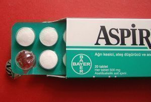 Aspirin: Good for the heart, bad for the eyes