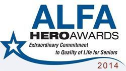 ALFA Hero Awards 2014