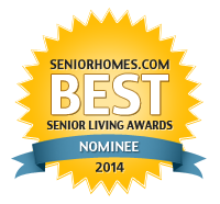 SeniorHomes.com 2014 Best Senior Living Awards