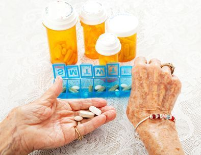 Prescription Drug Abuse in the Elderly