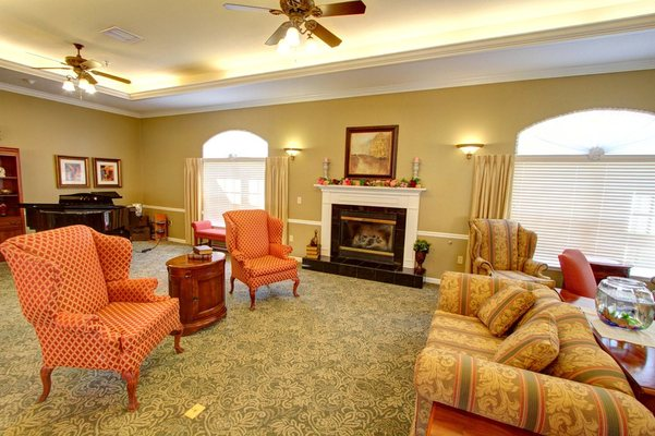 Provision Living at Hermitage, TN - Lounge