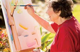 Silverado Brookfield - WI - Resident Painting
